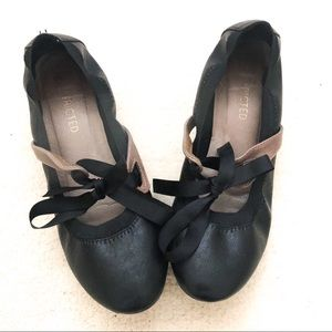 EUC Ballet Shoe with Short Heel